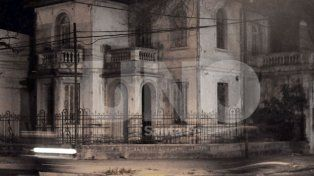 ¿Volvieron los fantasmas a la famosa casa de Avenida Freyre?