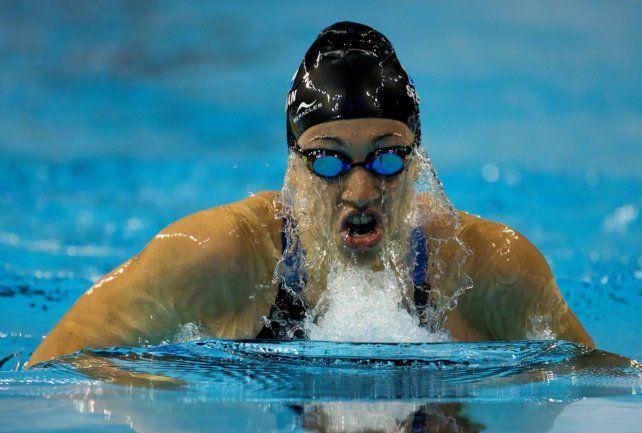 Clasificada oficialmente a los Juegos Olímpicos de Río! No entro dentro de mí!