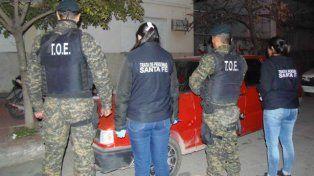 Reparación. Entre las 13 víctimas se van a distribuir unos 52 mil pesos y 300 dólares que la policía secuestró en el allanamiento.