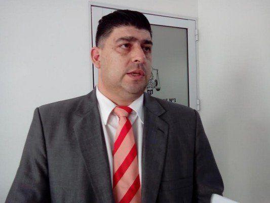 Gonzalo Basualdo. Es uno de los jueces de Reconquista