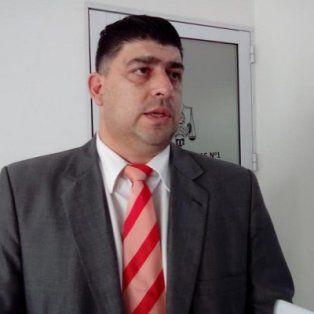 Gonzalo Basualdo. Es uno de los jueces de Reconquista, que hoy tiene a su cargo la investigación por abuso del cura Monzón.