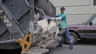 Basura. Este viernes y el domingo la recolección de residuos se realizará con normalidad; el sábado