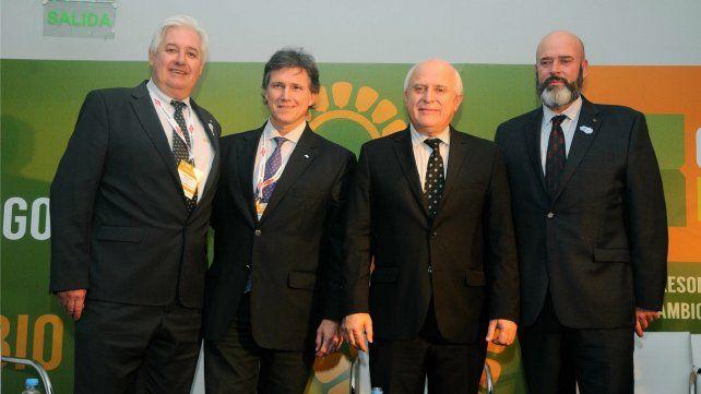 Estratégica. Así definió Lifschitz a la producción e industrialización del maíz en el Congreso Maizar 2016.