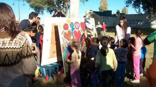 Para todos. Se invita a sumarse a niños y jóvenes de diferentes instituciones o particulares de la ciudad.