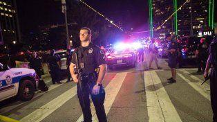 Cinco policías muertos y 12 heridos en un tiroteo en Dallas