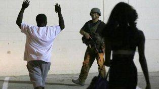 Qué dijo a los gritos el tirador de Dallas antes de matar a cinco policías y herir a otros seis