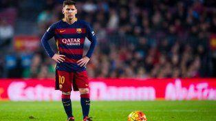 Barcelona planea mejorarle el contrato a Messi para que no se vaya del club