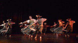 Con música, danza y otras propuestas culturales la Ciudad celebra el Bicentenario de la Independencia