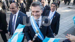 Mensaje de Mauricio Macri por el Bicentenario: Vamos rumbo a un increíble futuro