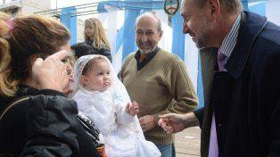 Perotti: En este Bicentenario reivindicamos la defensa del federalismo
