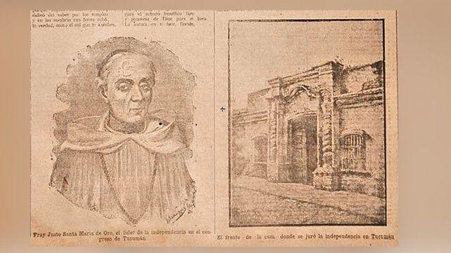 Imágenes que recuperó el diario en esa época.