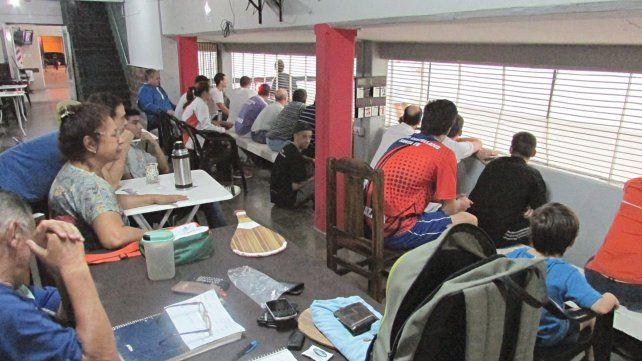 Se realizó en el trinquete del club el Torneo Desafío Amistad el pasado 3 de abril. Participaron siete parejas de primer nivel