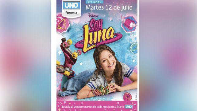 Este martes pedí opcional la revista de Soy Luna