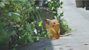 Ahora podés atrapar pokemones en la vida real
