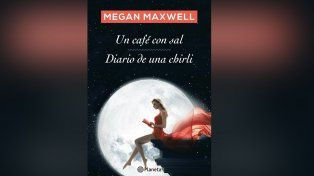 Pedí este miércoles el libro de Megan Maxwell