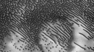 La NASA descifra mensaje en código Morse encontrado en la superficie de Marte