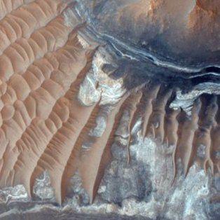 la nasa descifra mensaje en codigo morse encontrado en la superficie de marte