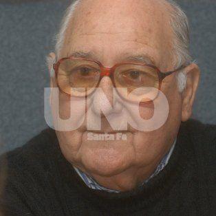 Pesar. Profundo dolor en aquellos que conocieron y compartieron su vida con José Luis Serra.
