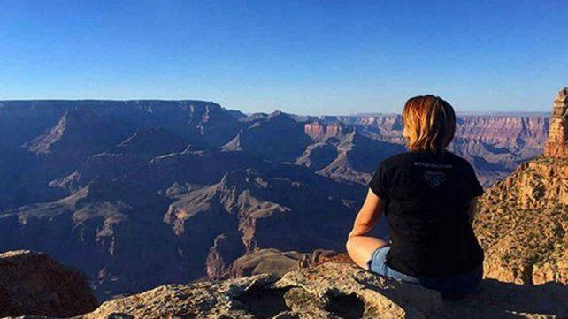Una foto fatal: subió la toma a Instagram justo antes de tropezar y caer al vacío