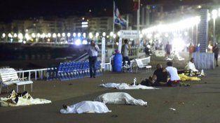 al menos 80 muertos en un ataque terrorista en francia