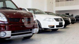 Los autos. Las ventas a concesionarios registraron relevantes bajas en abril