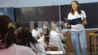 Amsafé pedirá la reapertura de la paritaria docente tras el receso escolar