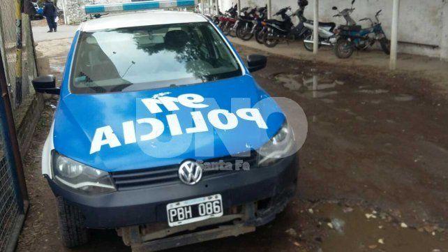 Tras una persecución detuvieron a dos hombres que balearon un móvil policial