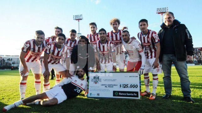 Copa Santa Fe: Unión le ganó 2 a 0 a Ben Hur y ahora espera por Colón...