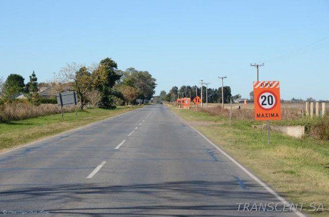 Radarizarán las rutas 6 y 70, que atraviesan y complican a Esperanza