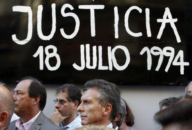 El presidente Macri acompañará a los familiares de víctimas del atentado a la Amia