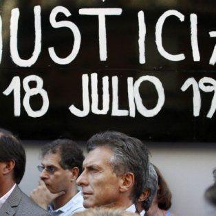 el presidente macri acompanara a los familiares de victimas del atentado a la amia
