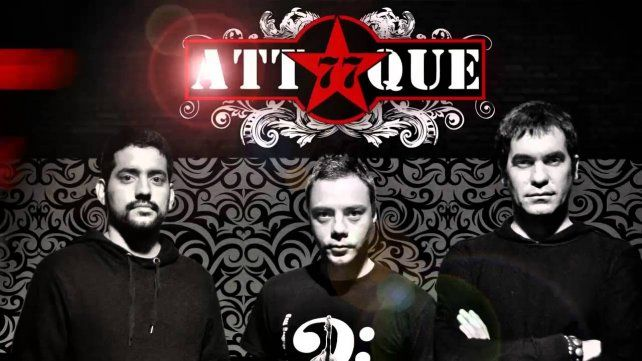 Attaque 77 regresa a Santa Fe