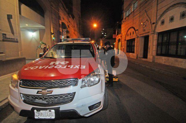 Se registró una amenaza de bomba en el Sirio Libanés