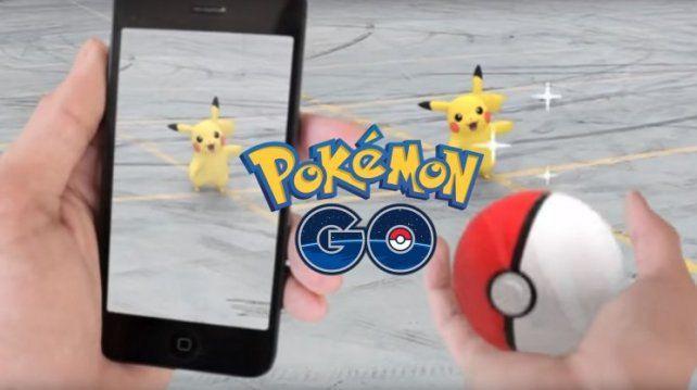 Así es Pokémon Go, el juego que ya es furor en todo el mundo