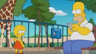 El fenómeno Pokémon GO llega a Los Simpson