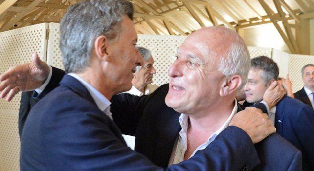 Otro tiempo. El primer encuentro entre Lifschitz y Macri