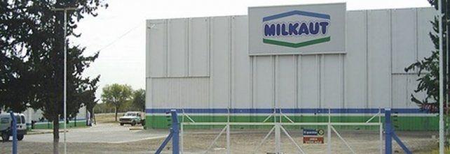 Impiden acceso. Desde la empresa láctea aseguran que el conflicto no tiene nada que ver con ellos.
