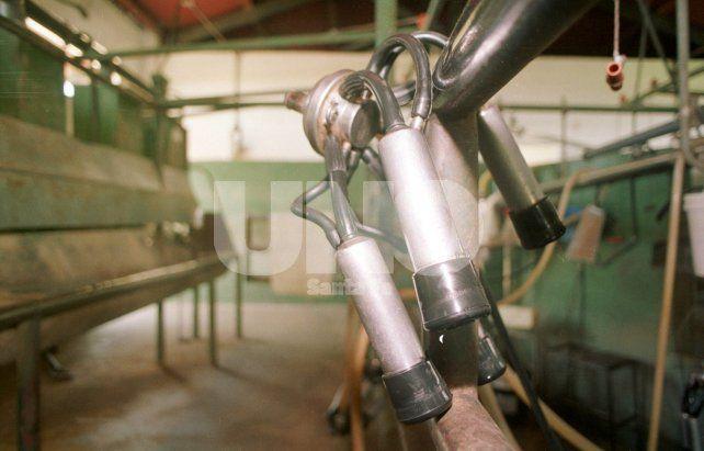Crisis. La lechería atraviesa un duro presente con una fuerte caída de rentabilidad y de producción.