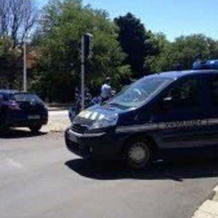 tras el atentado en niza, dos hechos de violencia reavivan la tension en francia