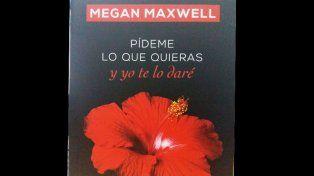 Este miércoles, opcional Megan Maxwell