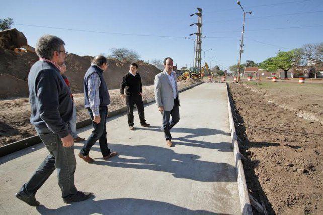Metrofé: la refuncionalización de Blas Parera tiene un 60 % de avance