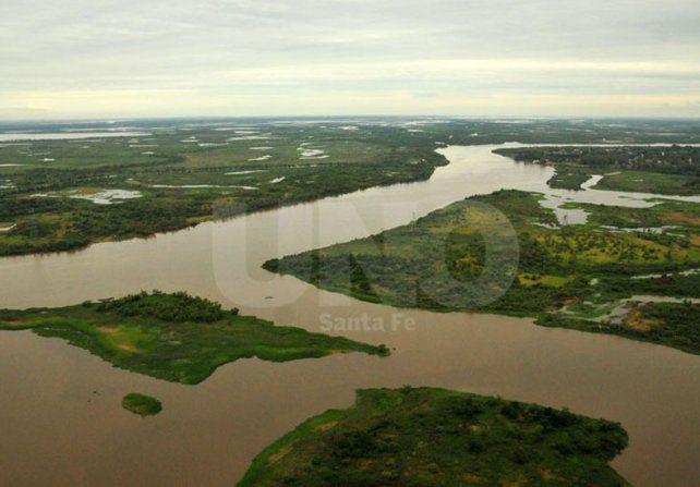 Revelan que la cuenca del río Paraná está contaminada con glifosato