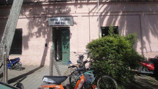Calchaquí: un fantasma tiene en vilo al Centro Cultural Municipal