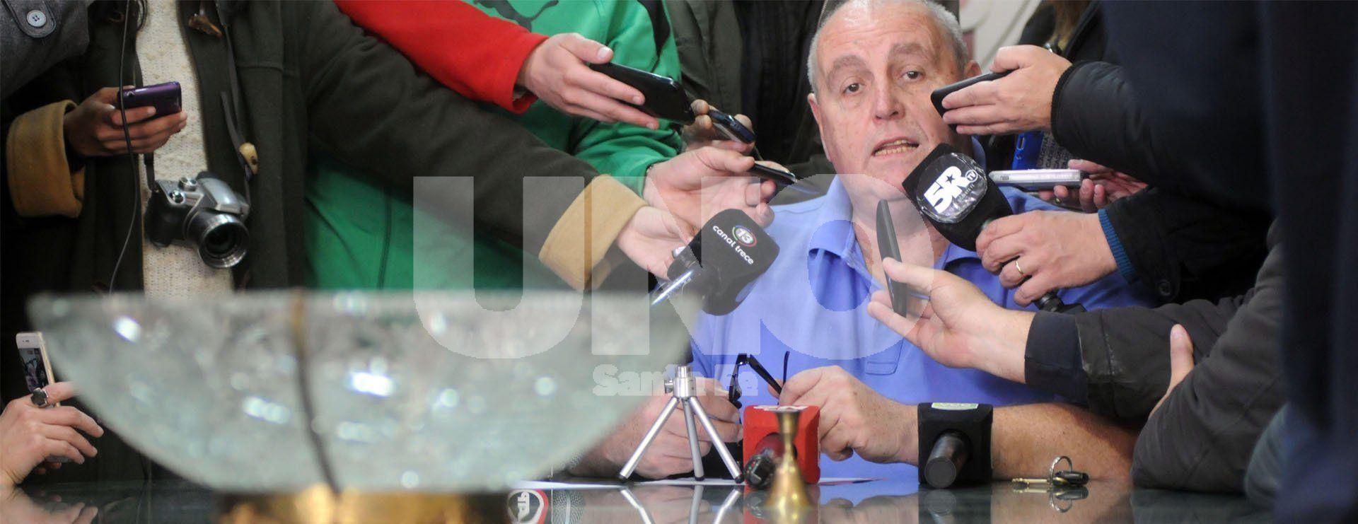 Unión volvió a pedir que se lo considere ganador de la serie frente a Colón