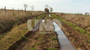 Pese a los arreglos, Grutly sufre las consecuencias de la emergencia hídrica