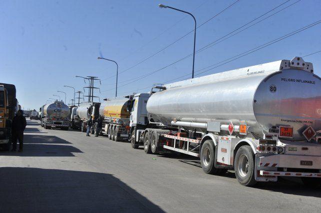Tras cuatro días de paro, transportistas llegaron a un acuerdo y levantaron la medida