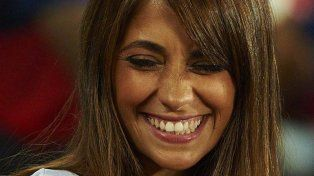 La foto que Antonella Roccuzzo le regaló a Messi