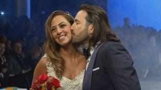 Jorge Rial sigue enamorado de Agustina Kämpfer