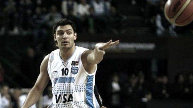 Carlos Delfino: Lo más lindo es que volví a tener una pelota entre mis manos