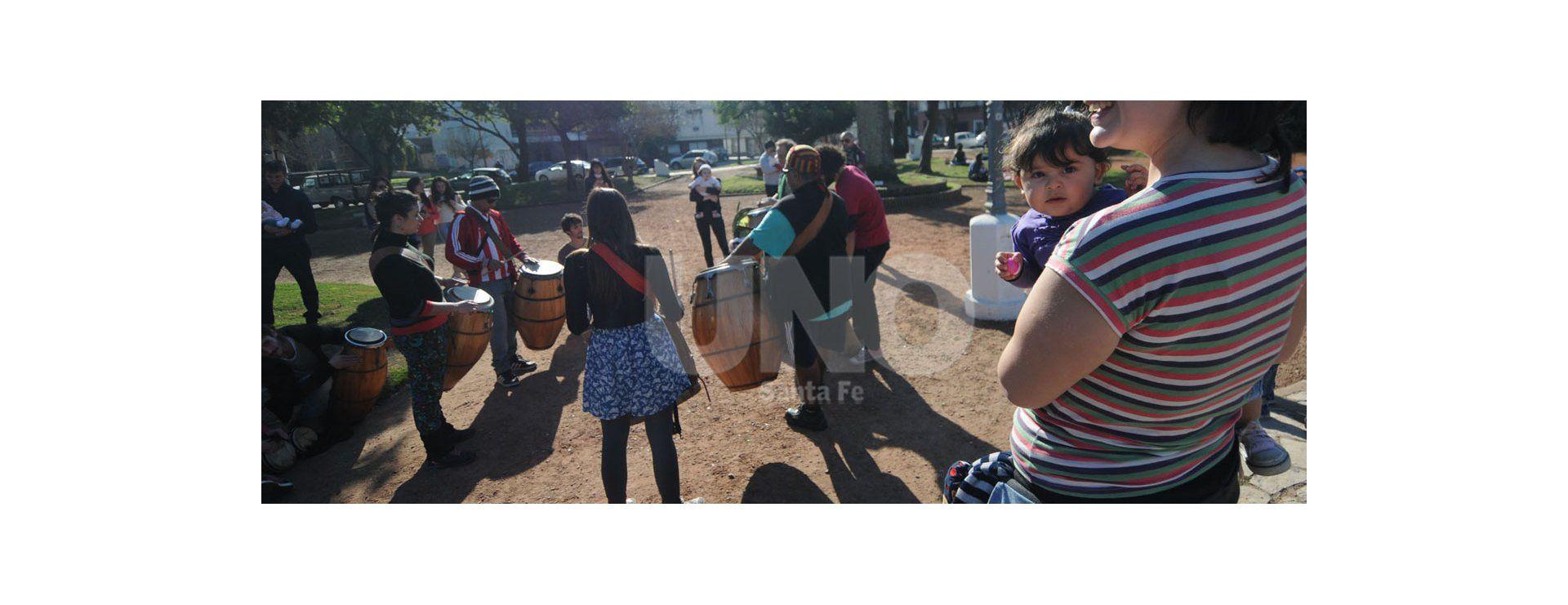 Piquetetazo santafesino: mujeres unidas por el derecho a dar la teta
